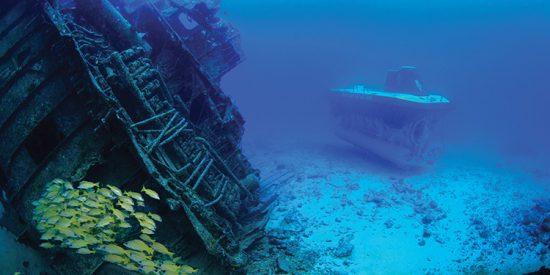 luxury mauritius blue safari submarine