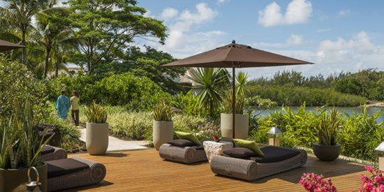 ANNE SEMONIN four seasons mauritius spa