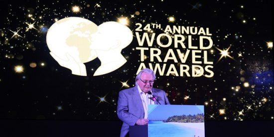 Mr Graham Cooke, President & Founder, World Travel Awards 2