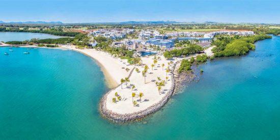 The Ennéa Villas: a dolce vita between the golf course and the ocean-luxurymauritius