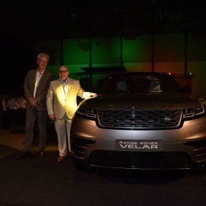 Range Rover Velar Luxury Mauritius 1