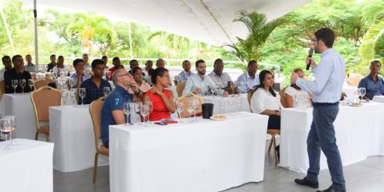 Salon du Vin Koté Vins luxury mauritius