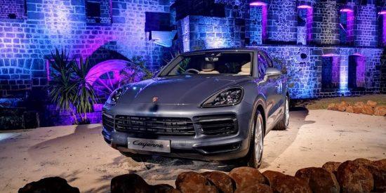 Porsche Cayenne Luxury Mauritius 2