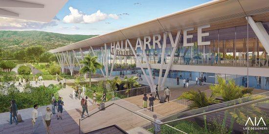 Aeroport Reunion Luxury Indian Ocean 1