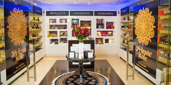 Salon des Parfums Luxury Indian Ocean a